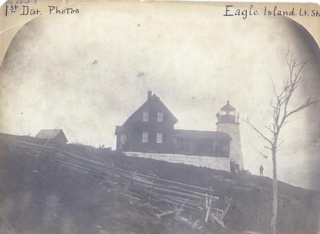 Eagle Island -- Maine