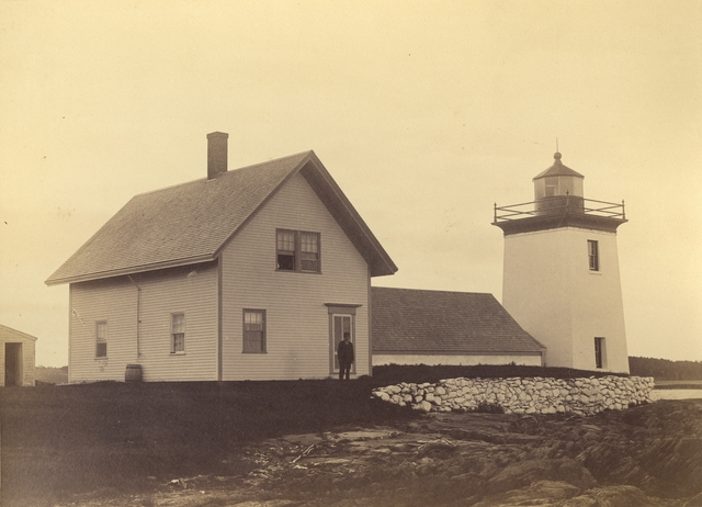 Grindel Point -- Maine
