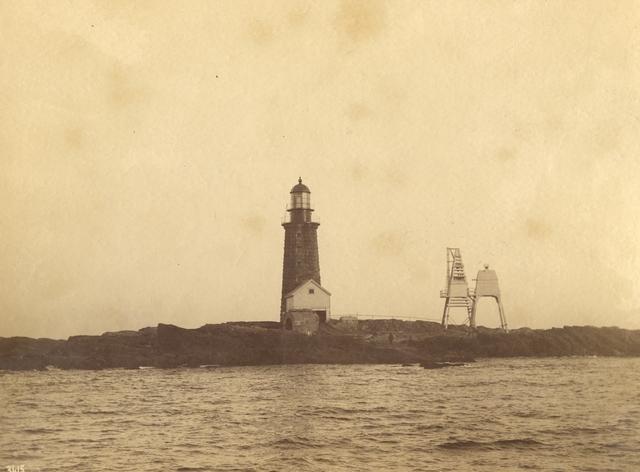 Halfway Rock -- Maine