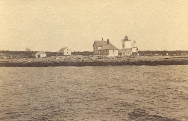 Hendricks Head -- Maine