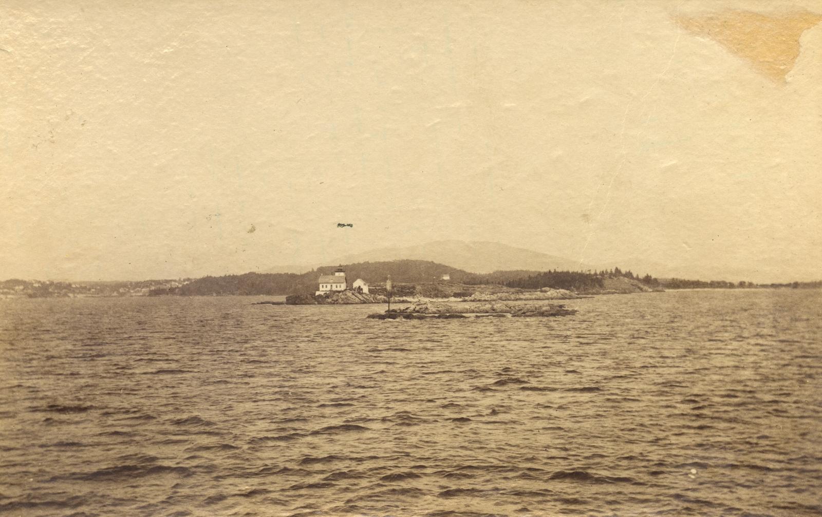 Indian Island -- Maine