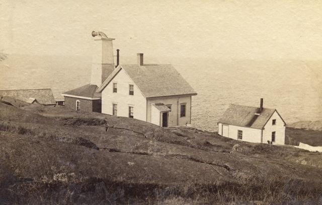 Manana Island -- Maine