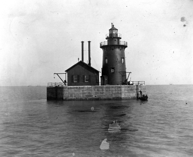 Photograph of Detroit River Light Station