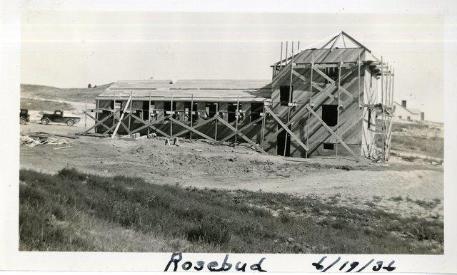 Mill and Kitchen at Rosebud