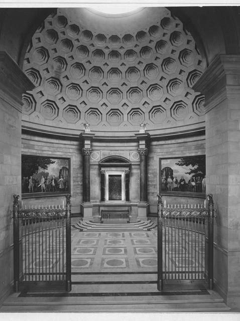 Photograph of Rotunda, National Archives Building