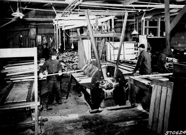Photograph of Small Dimension Mill
