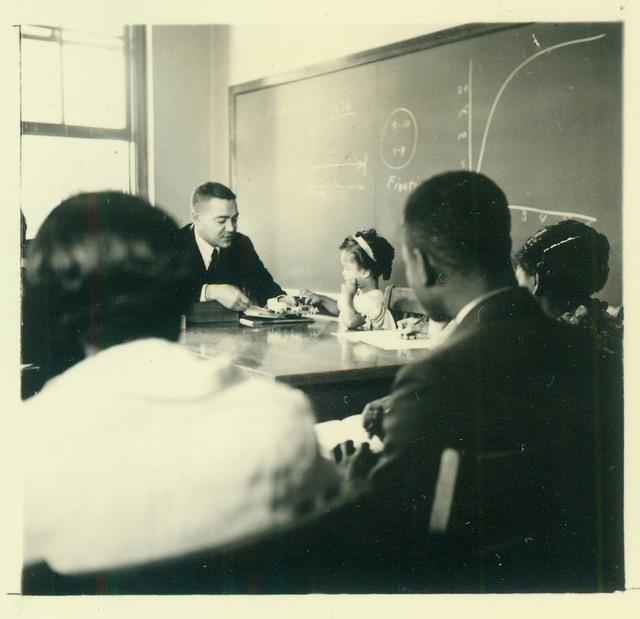 Dillard University, Child Study Class