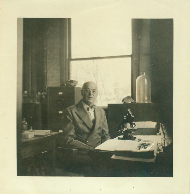 Dr. Charles Parker, Botanist and Teacher, Howard University