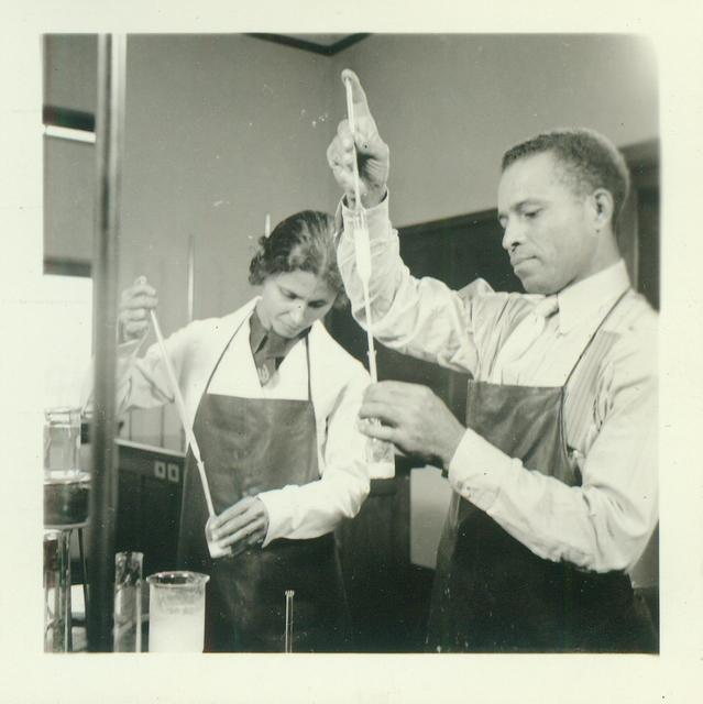 Xavier University, Chemistry Class