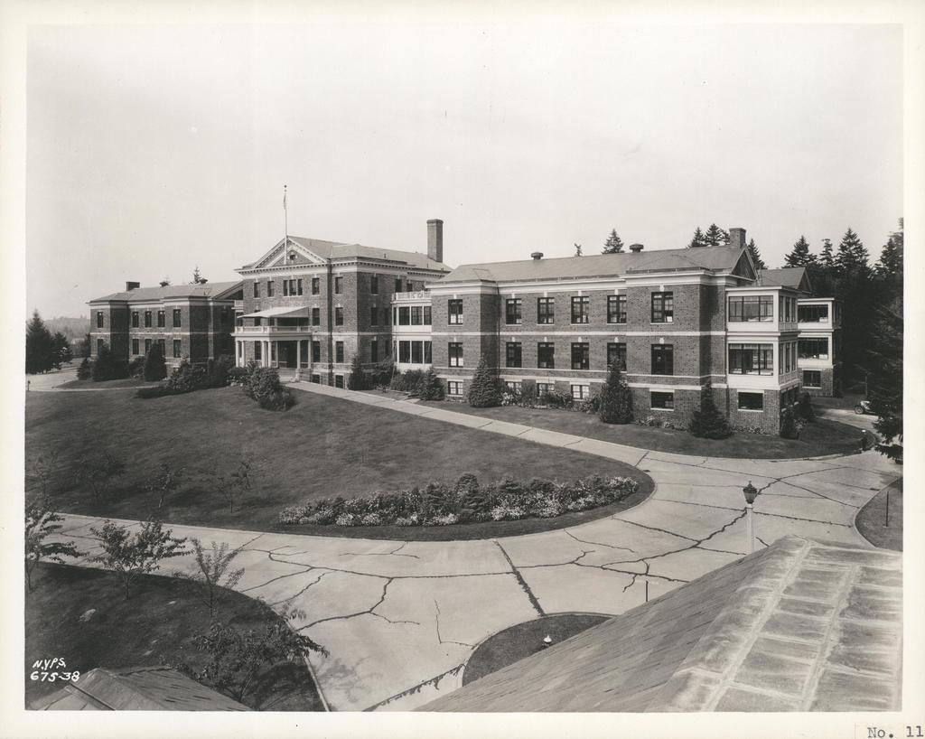 Naval Hospital at Puget Sound Navy Yard