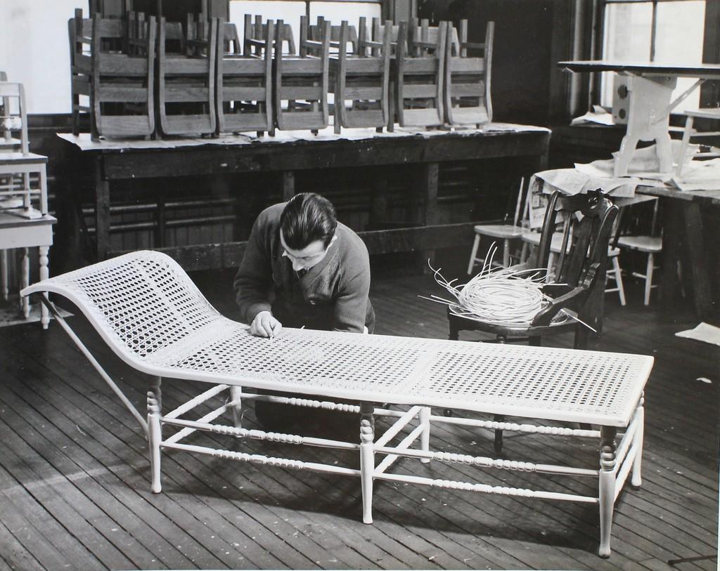 Furniture Repair at Fair Street School
