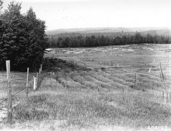 Photograph of Caberfae Block