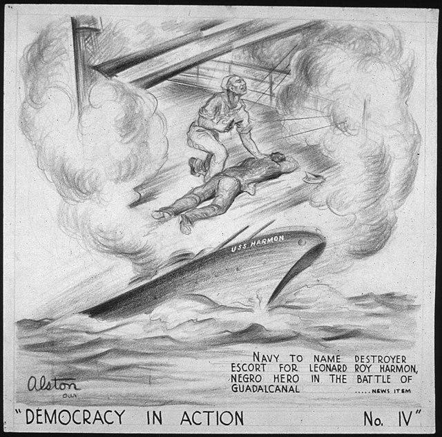 """""""DEMOCRACY IN ACTION"""" No.IV"""