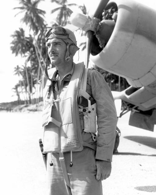 United States Marine Corps Captain (CPT) William A. Carlton.  Official Portrait