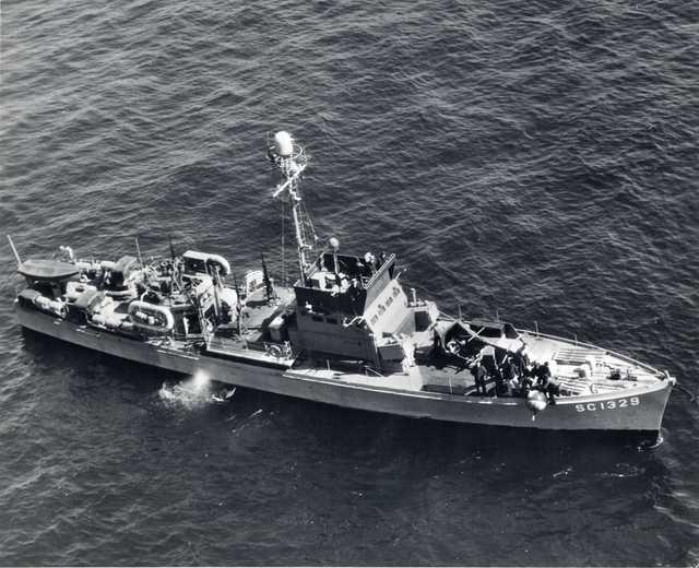 USS SC 1329