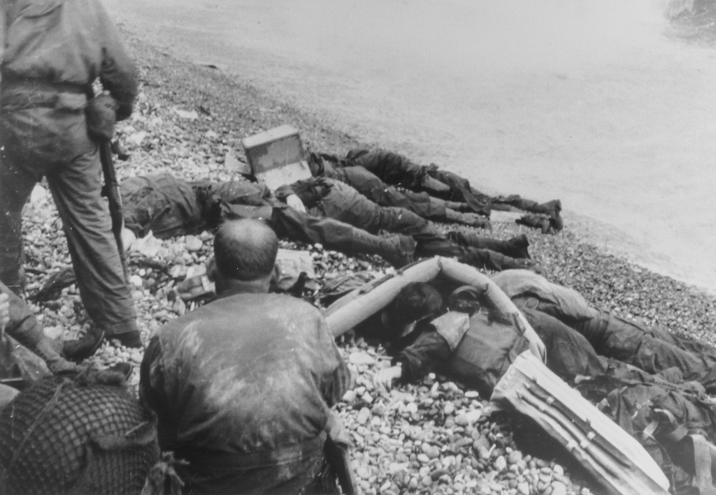 Photograph of American Assault Troops