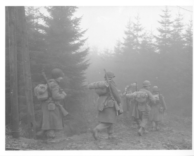 Photograph of Men of the 82nd Airborne Division