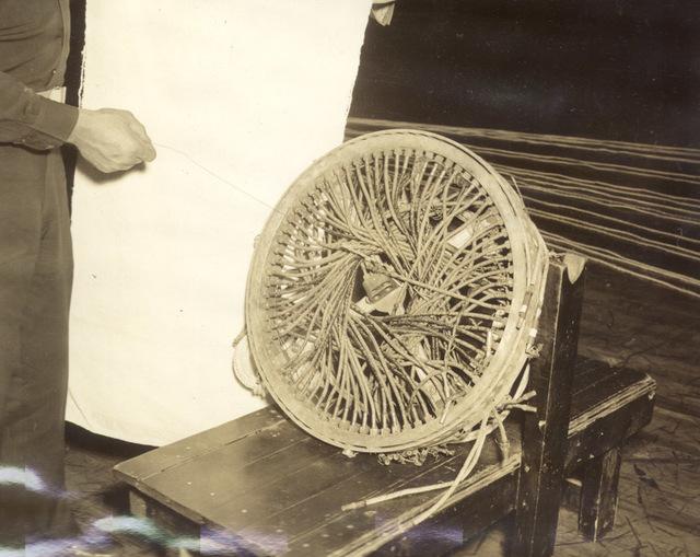 Photograph of a Japanese War Balloon
