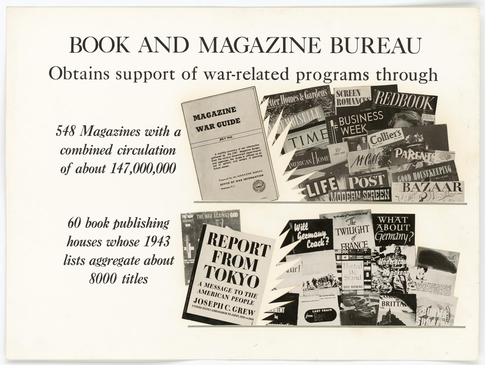 BOOK AND MAGAZINE BUREAU