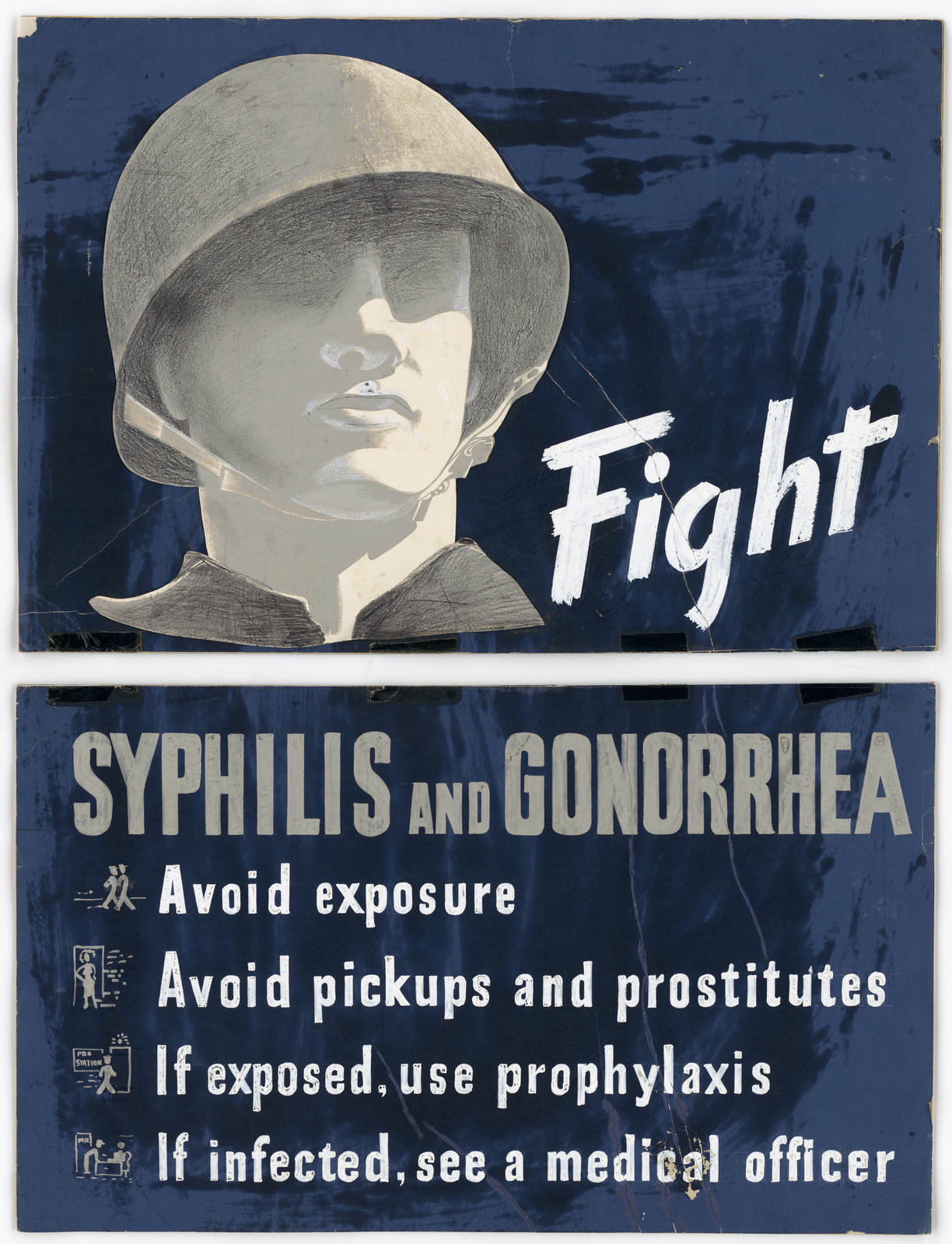 FIGHT SYPHILIS and GONORRHEA