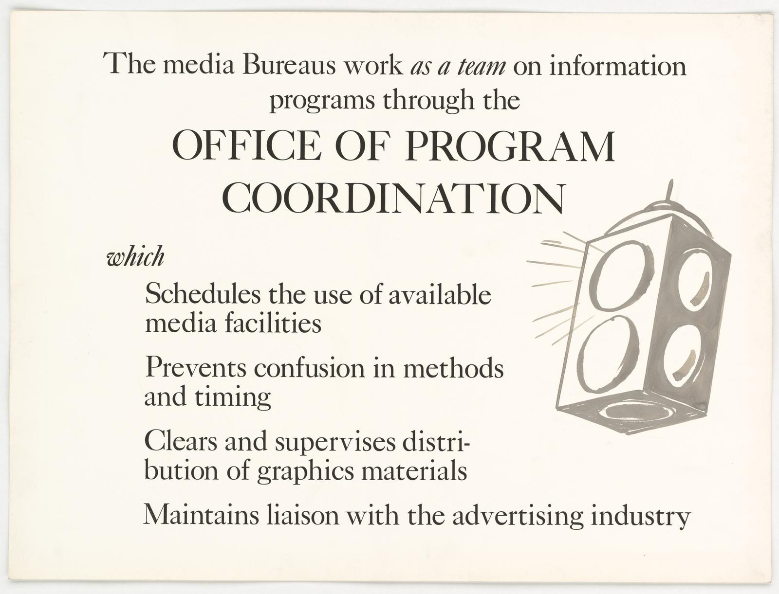 OFFICE OF PROGRAM COORDINATION