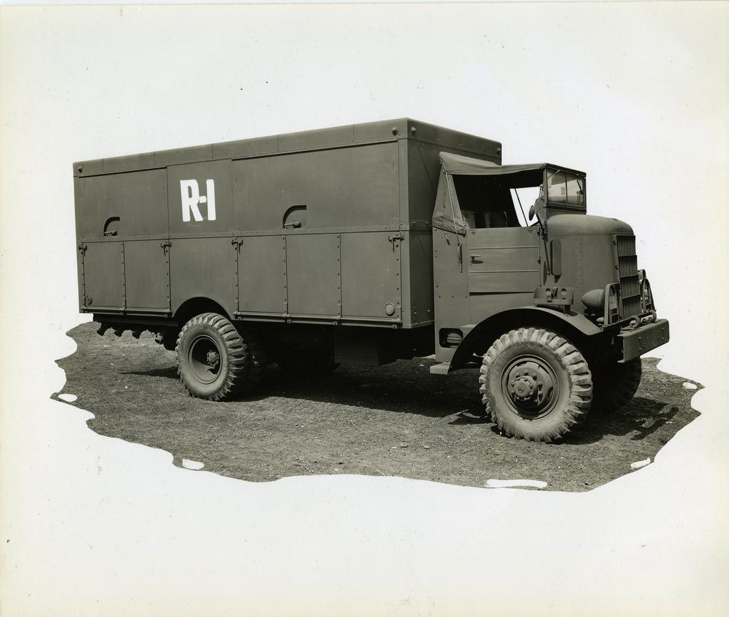 Rectifier Truck R-1 16