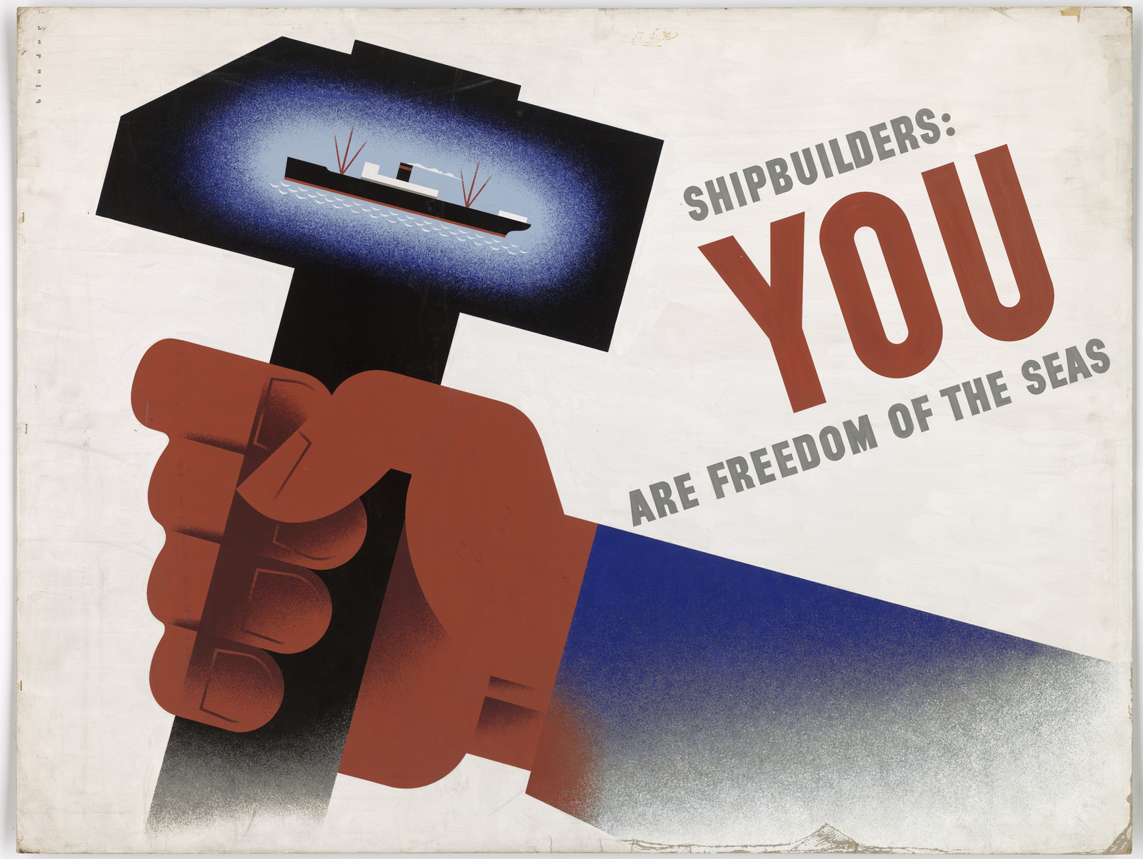 Shipbuilders: YOU are freedom of the seas