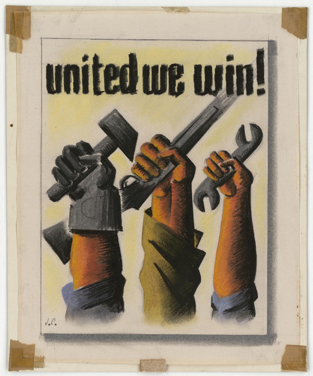 United We Win! [J.C]