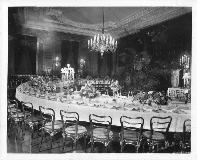 White House Dining Room, Washington, DC