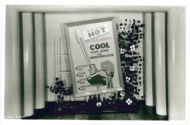 Cool Your Home with Ventilation: Floor Display in Chattanooga, Tennessee