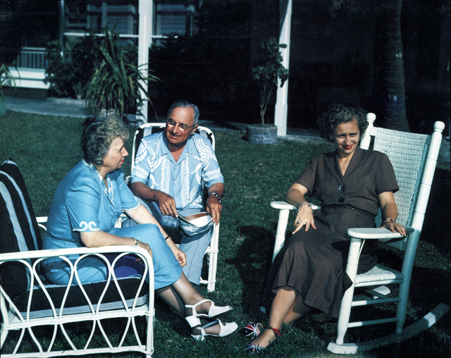 Truman Family in Key West, Florida