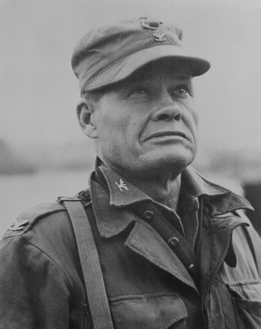 "Colonel Lewis B. ""Chesty"" Puller, USMC"