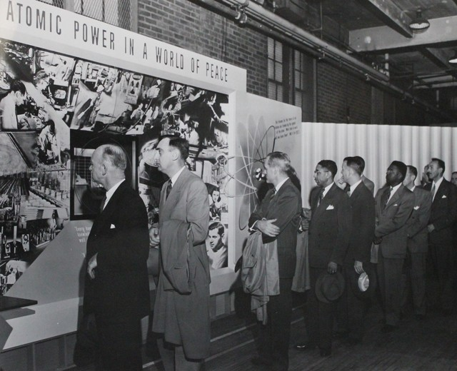Atomic Power in a World of Peace Exhibit