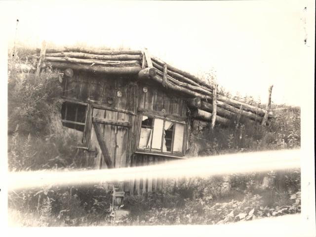 Blacksmith Shop with Broken Windows