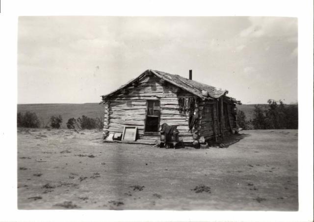 Building (Eva Little Thunder's House)