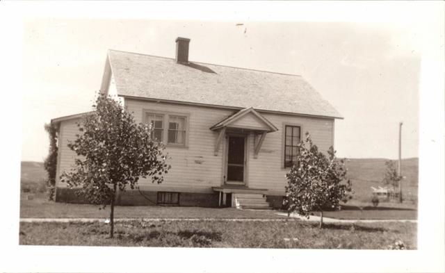 Building (Shop Instructor's Cottage)