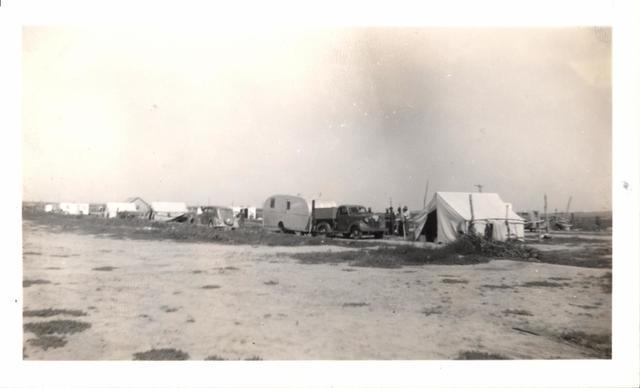 Encampment (Oglala Resident Family Camp)