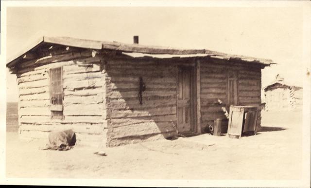 """House of """"Grant Short Bull"""""""