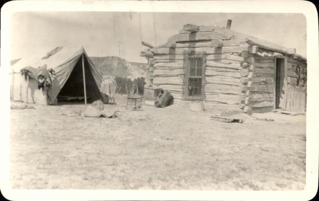 """House of """"Jasper Spotted Elk"""""""
