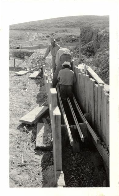 Kyle Dam (Repair Work)