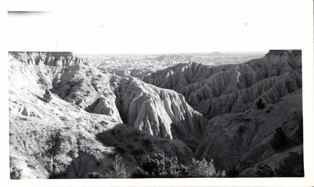 Landscape (Badlands)