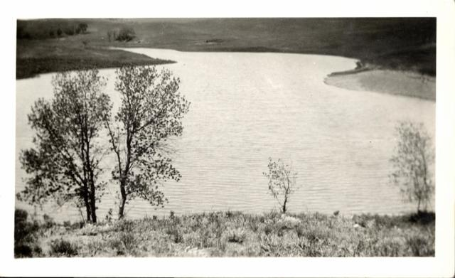 "Landscaping (""Dam 84, Four Horn"")"
