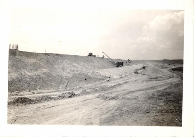 Project Construction (Oglala Dam Rip-Rapping)