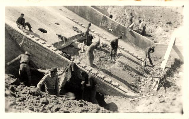 Wounded Knee Dam (Repair)