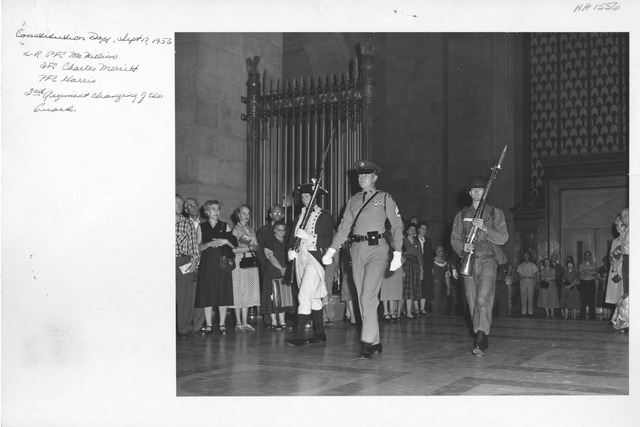 Photograph of Constitution Day