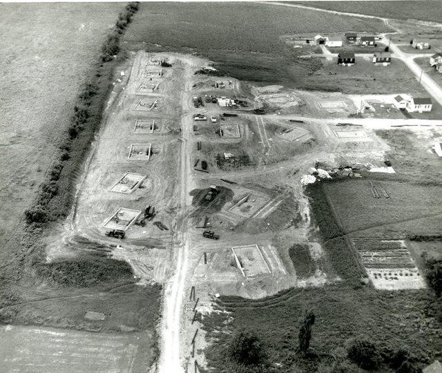 Capehart Housing, Loring Air Force Base