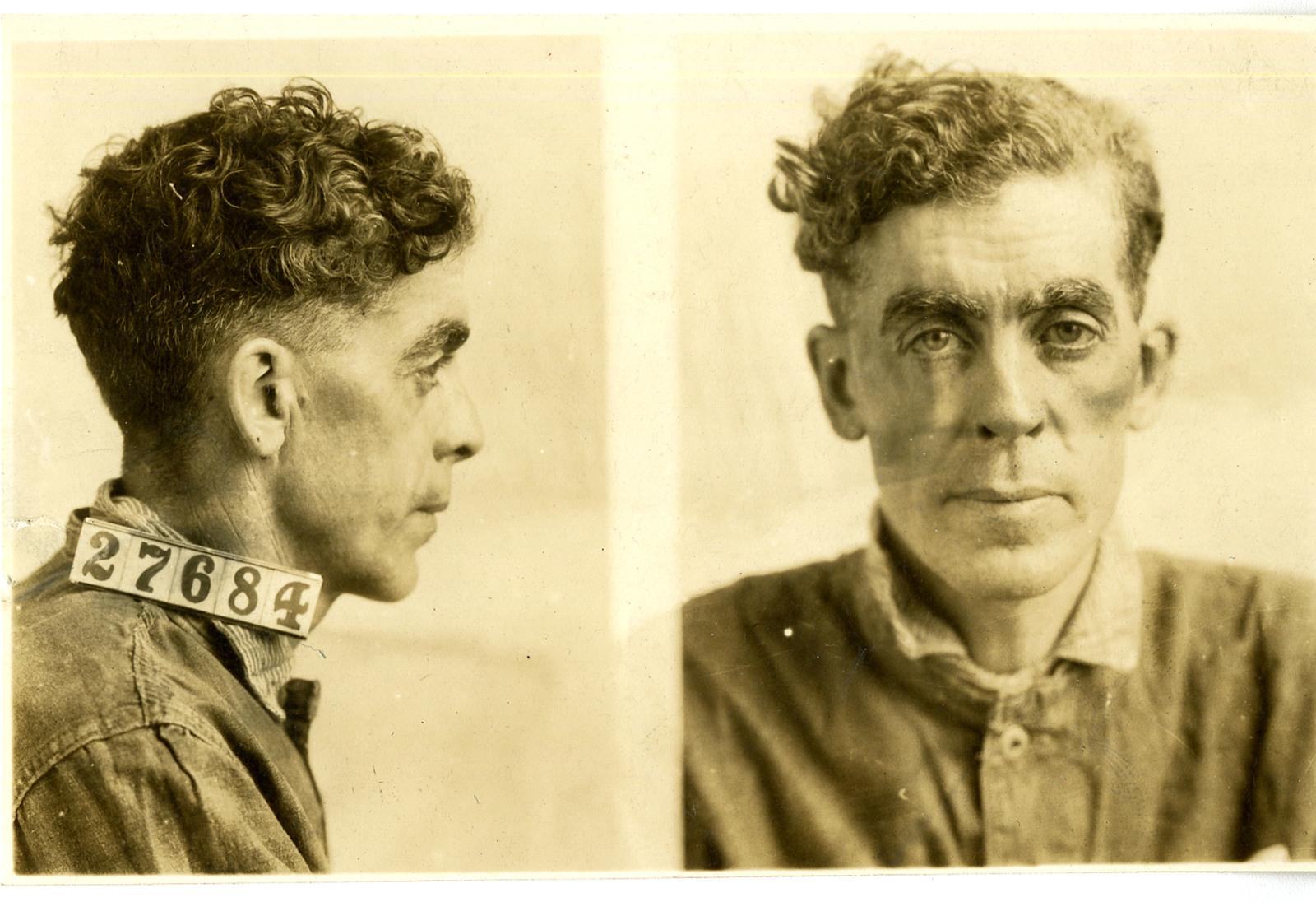 Photograph of Charles Larkin