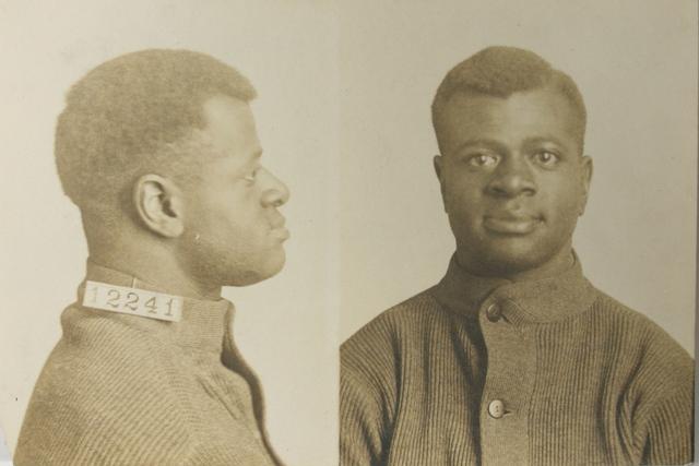 Photograph of Earnest E. Adams