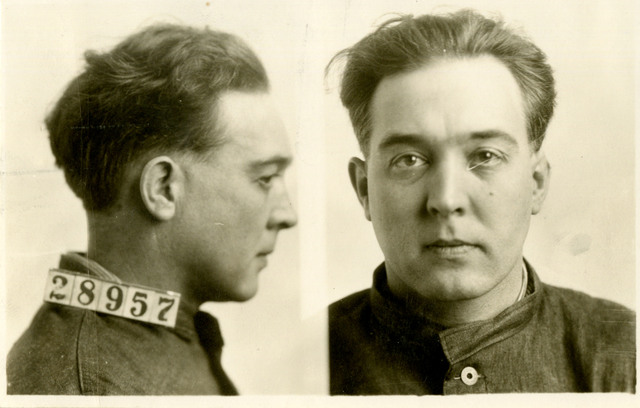 Photograph of G. C. Robertson