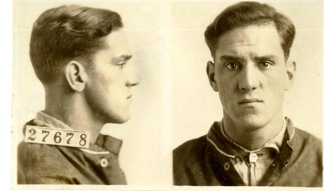 Photograph of Herbert J. Droper